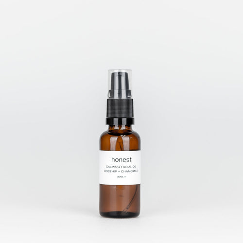 Calming Facial Oil - The Beauty Editor