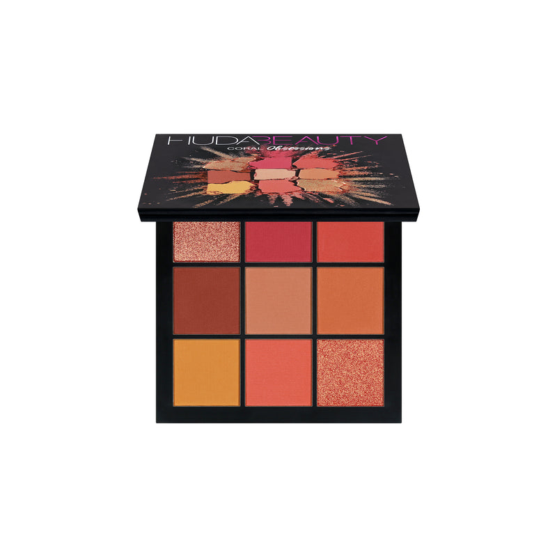 Coral Obsessions Eyeshadow Palette - The Beauty Editor