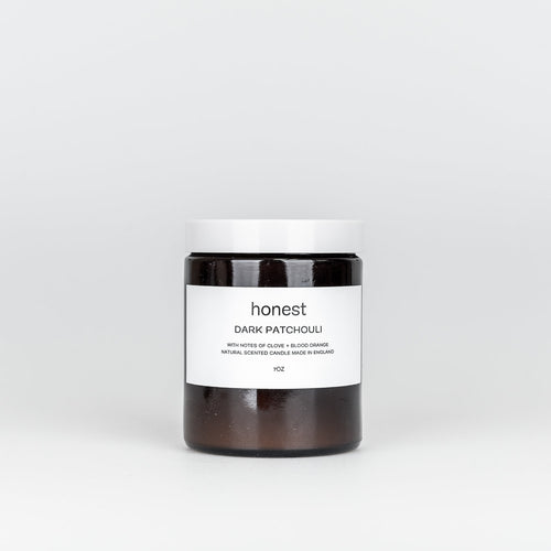 Dark Pachouli Candle - The Beauty Editor