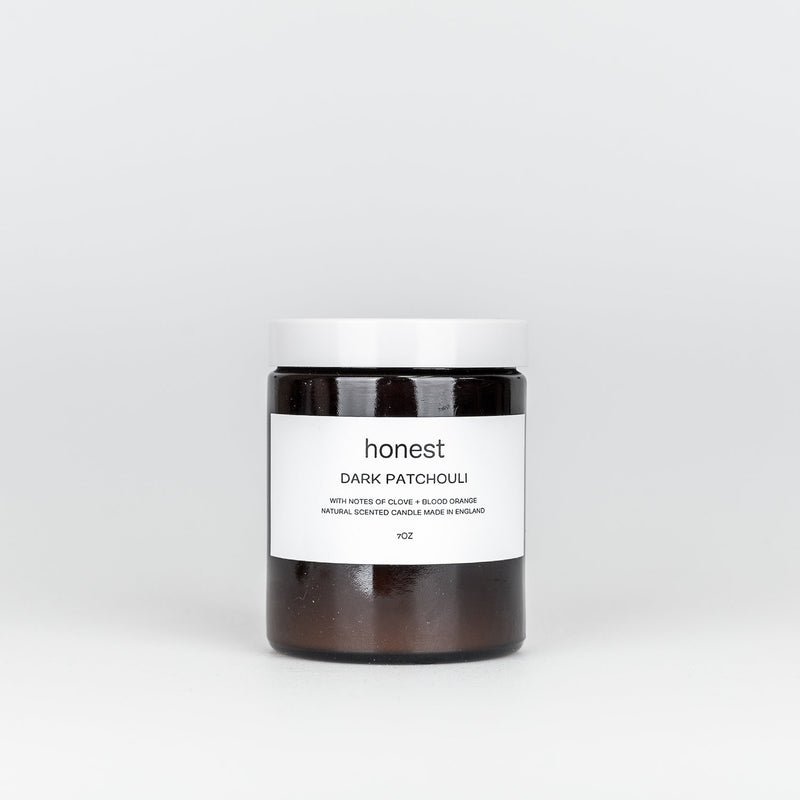 Dark Pachouli Candle-Candles-The Beauty Editor