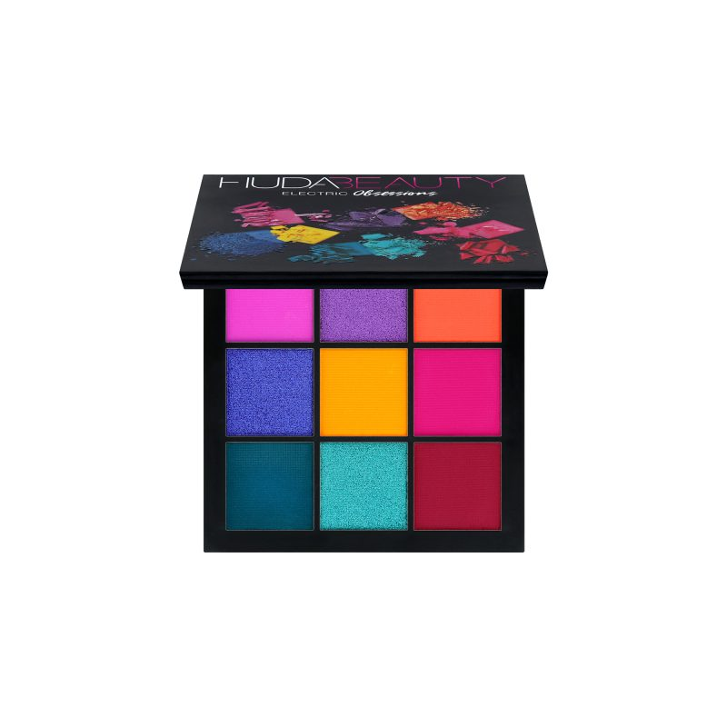 Electric Obsessions Eyeshadow Palette - Discontinued - The Beauty Editor