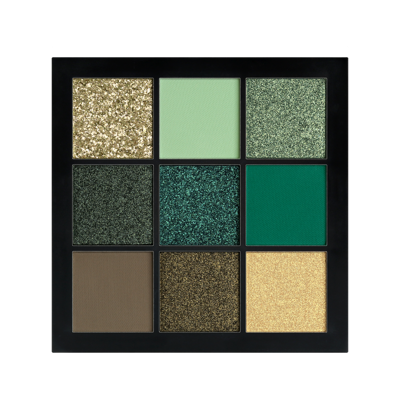 Emerald Obsessions Eyeshadow Palette - The Beauty Editor