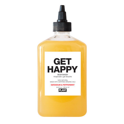Get Happy Organic Bodywash - The Beauty Editor