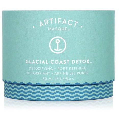 Glacial Coast Detox Masque - The Beauty Editor