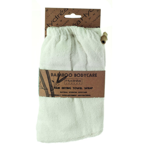 Bamboo Hair Drying Towel Wrap-Bath & Shower Tools-The Beauty Editor