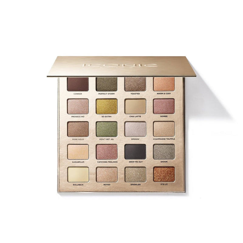 Nice to Naughty Eyeshadow Palette-Eye Palettes-The Beauty Editor