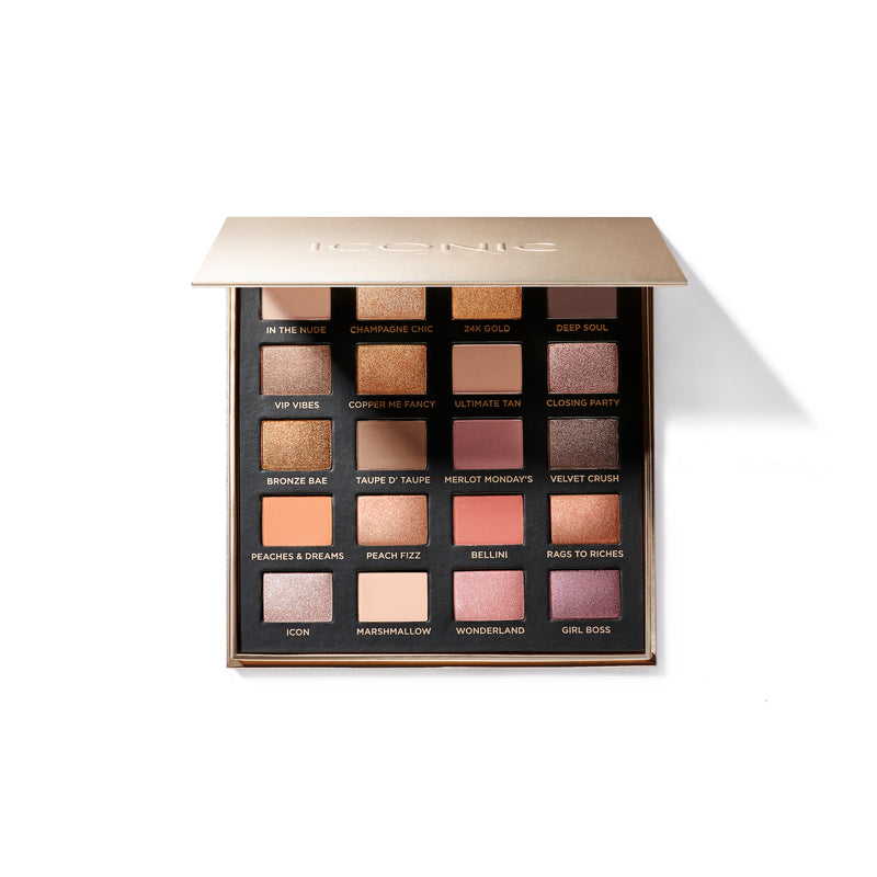 Day to Slay Eyeshadow Palette-Eye Palettes-The Beauty Editor