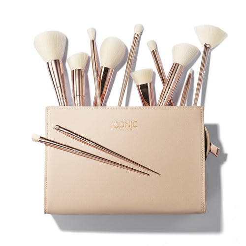 Ultimate Brush Set-Makeup Brushes-The Beauty Editor