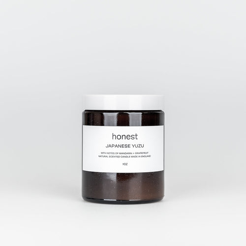 Japanese Yuzu Candle - The Beauty Editor