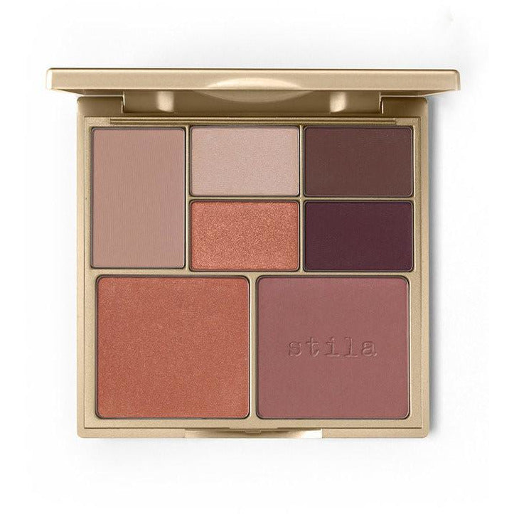 ahmadnabeel - Stila - Perfect Me, Perfect Hue Eye & Cheek Palette - Medium/Tan