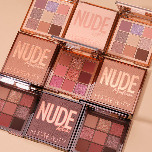 Nude Obsessions Eyeshadow Palette-Eye Palettes-The Beauty Editor