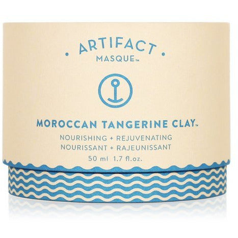 ahmadnabeel - Artifact - Moroccan Tangerine Clay Masque