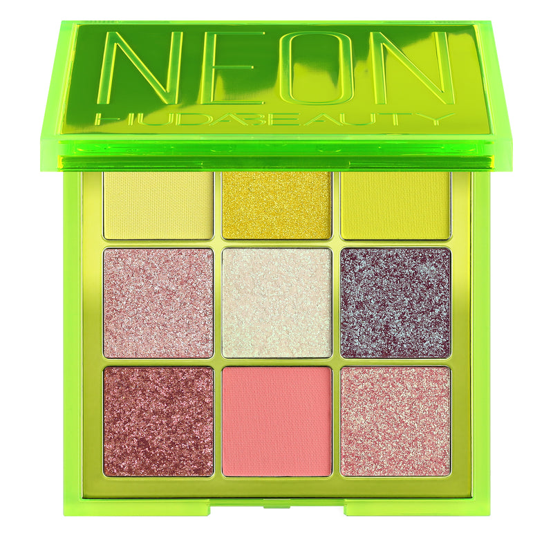 Neon Obsessions - GREEN-Eye Palettes-The Beauty Editor