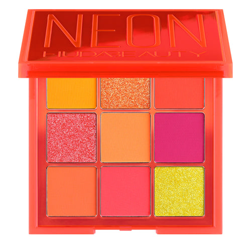 Neon Obsessions - ORANGE - The Beauty Editor