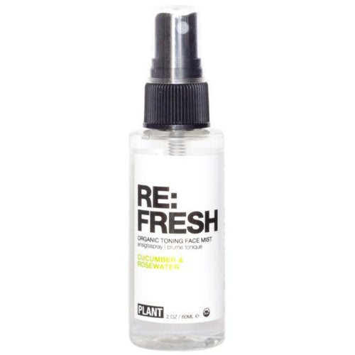 Fresh Organic Toning Face Mist-Toners-The Beauty Editor