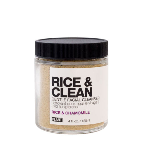 ahmadnabeel - Plant Apothecary - Rice & Clean Gentle Facial Cleanser
