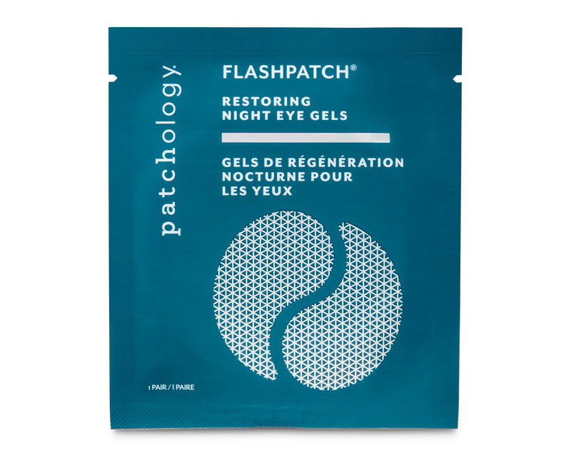 FLASHPATCH RESTORING NIGHT EYE GELS - SINGLE