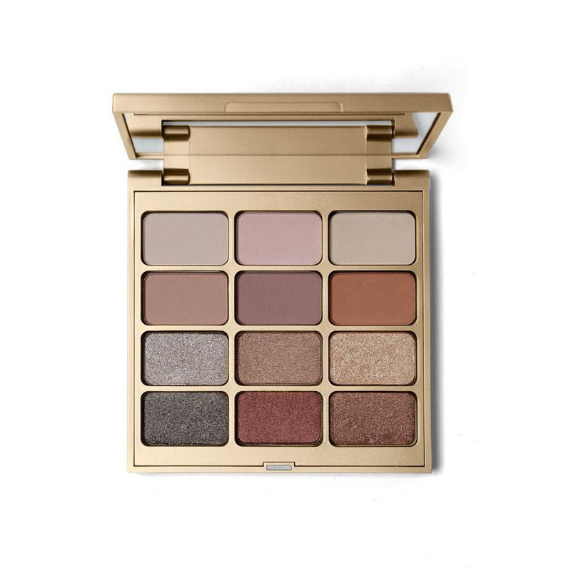 Matte 'N Metal Eye Shadow Palette-Eye Palettes-The Beauty Editor