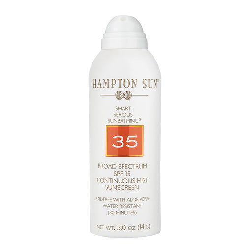 SPF 35 Continuous Mist - The Beauty Editor