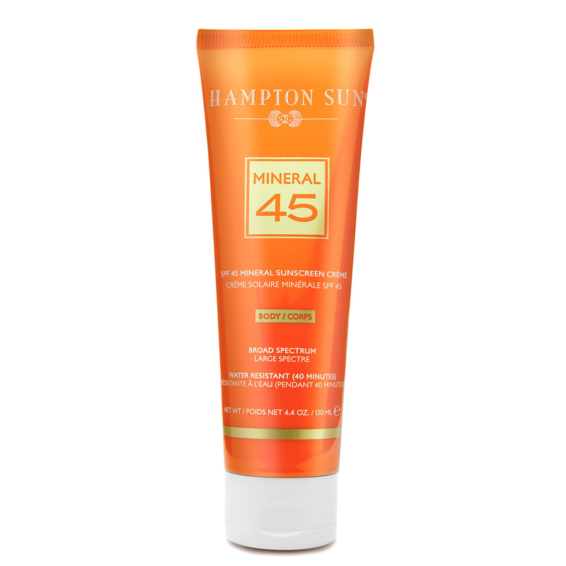 SPF 45 Mineral Crème - The Beauty Editor