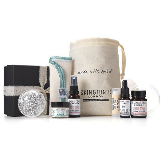 Skin & Tonic Gift/Travel Set - The Beauty Editor