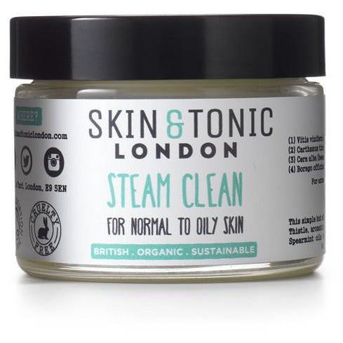 ahmadnabeel - Skin & Tonic - Steam Clean