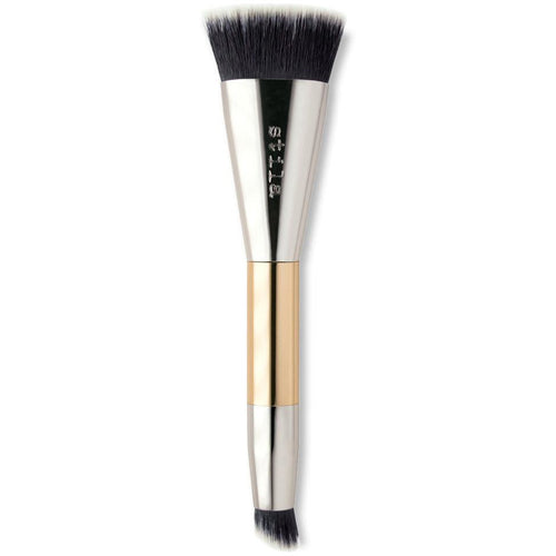 Shape & Shade Custom Contour Brush-Makeup Brushes-The Beauty Editor