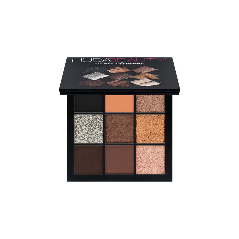 Smokey Obsessions Eyeshadow Palette - DISCONTINUED-Eye Palettes-The Beauty Editor