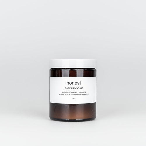 Smokey Oak Candle - The Beauty Editor