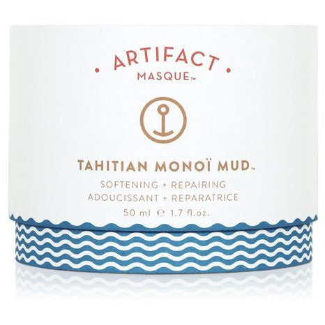 Tahitian Monoï Mud Masque - The Beauty Editor