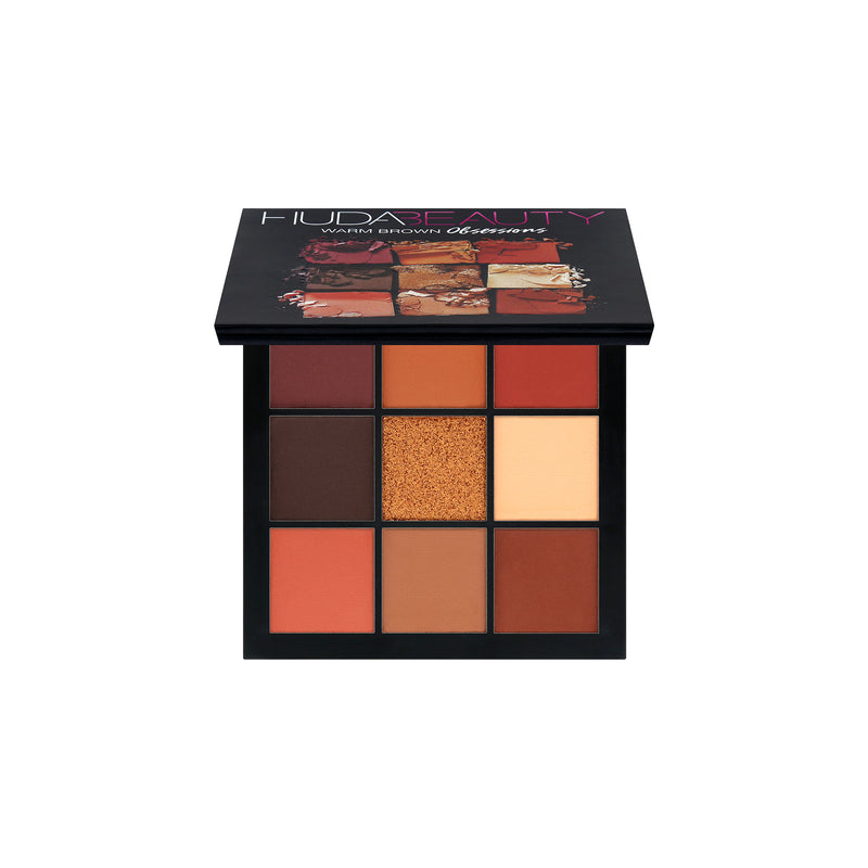 Warm Brown Obsessions Eyeshadow Palette - The Beauty Editor