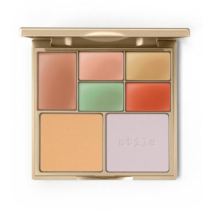 Correct & Perfect Color Correcting Palette-Eye & Cheek Palettes-The Beauty Editor