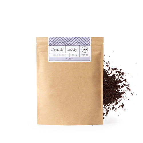 Cacao Coffee Scrub-Body Scrubs-The Beauty Editor