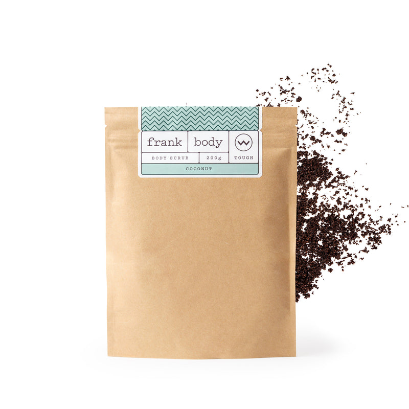 Coconut Coffee Scrub - The Beauty Editor