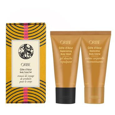 Côte d'Azur Body Travel Set-Gift & Travel Sets-The Beauty Editor