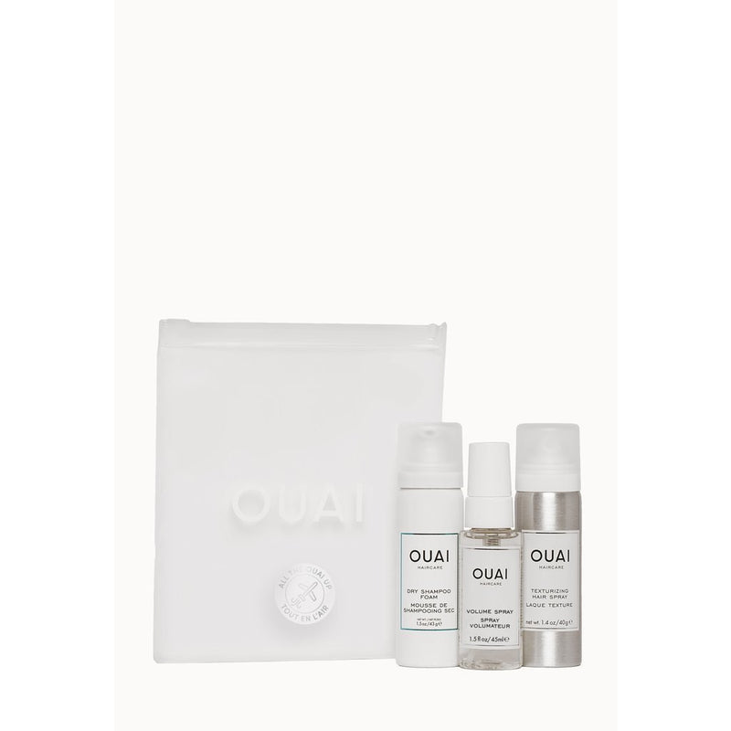All The Ouai Up Kit-Styling-The Beauty Editor