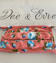 Floral Print Face Cover - 5 Colors