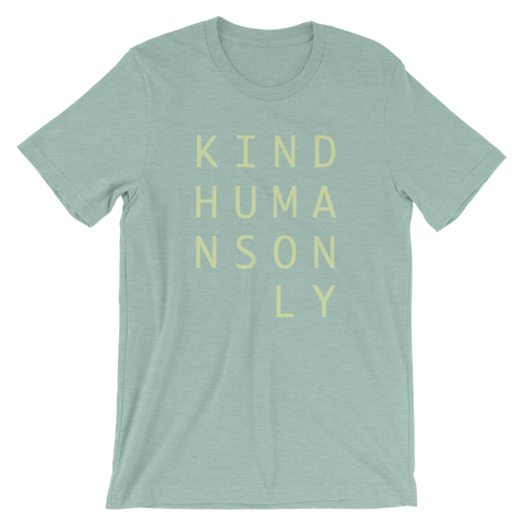Kind Humans Only T-Shirt