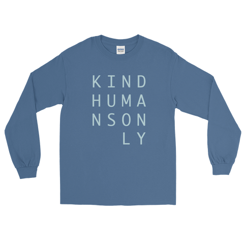Kind Humans Only Long Sleeve T-Shirt