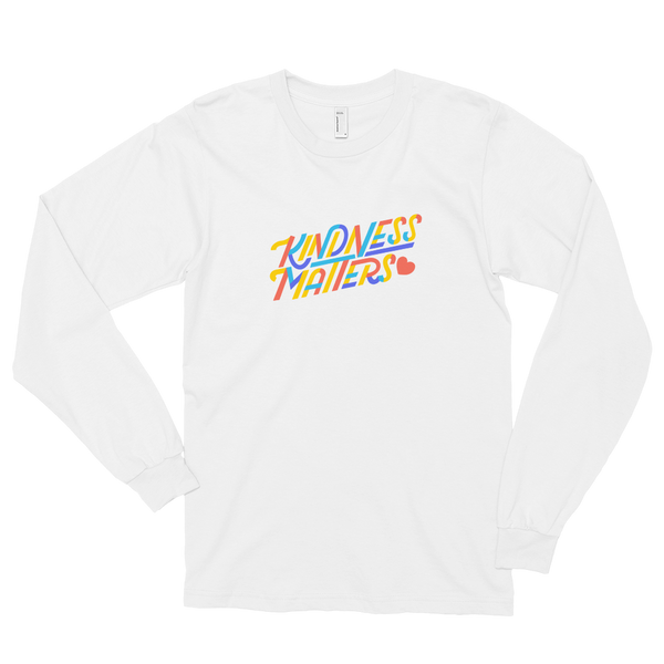 Kindness Matters Long Sleeve T-Shirt