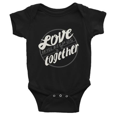 Keep Us Together Infant Onesie