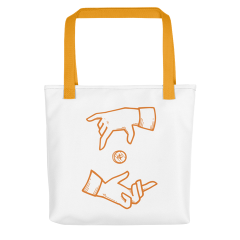 Drop'n Coin for a Cause Tote