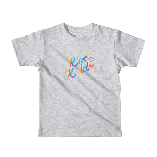 Kind Kiddo Toddler T-Shirt