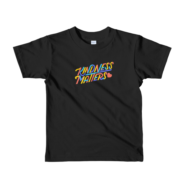 Kindness Matters Kids T-Shirt