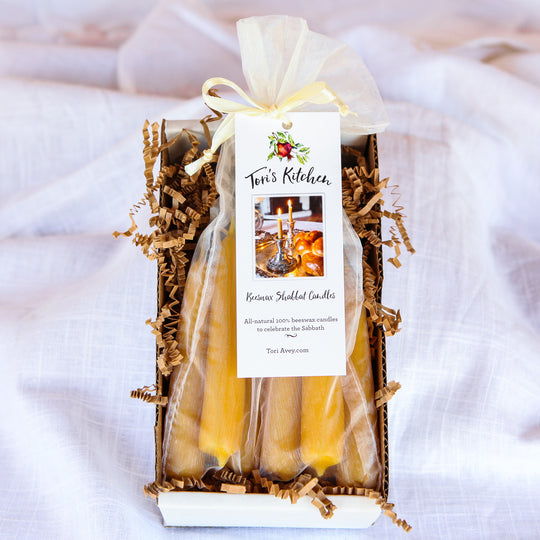 Shabbat & Holiday Candles - Single Pack of 10