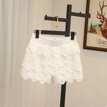 Summer Lace Shorts