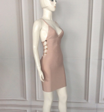Bandage Aster Dress