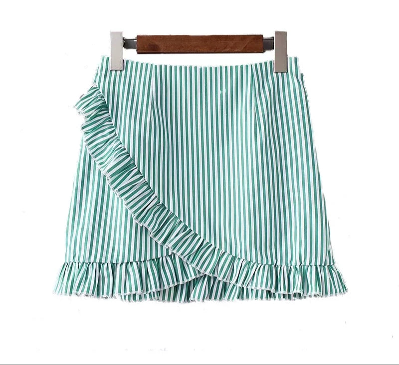 Pickle Candy Skirt