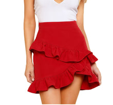 Strawberry Mini Skirt