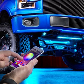 HLLR Underbody LED Lights with Smartphone Control